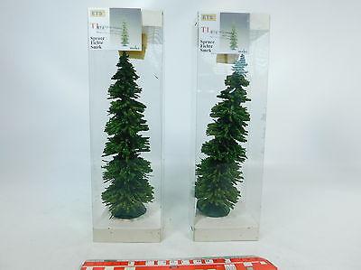 Ay24-1#2x Ets Scala 0 (1:45) T1 Albero / Per Conifere/modellbaum Abete,neuw + Elegante E Grazioso