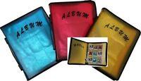 Album Classeur + 25 Feuilles Pour 450 Cartes Pokemon Yugioh Dbz Slam Attax