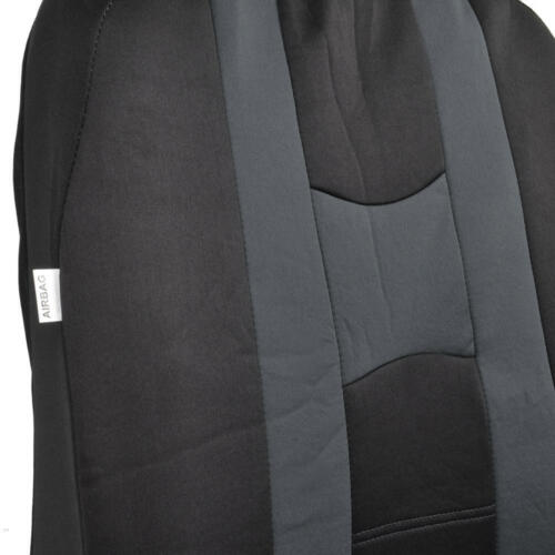 Full Interior Set Car SUV Van Seat Covers /& All Weather Rubber Floor Mats
