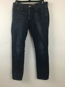 Womens-Lucky-Brand-Sweet-N-Straight-Denim-Blue-Ankle-Jeans-Size-2-26