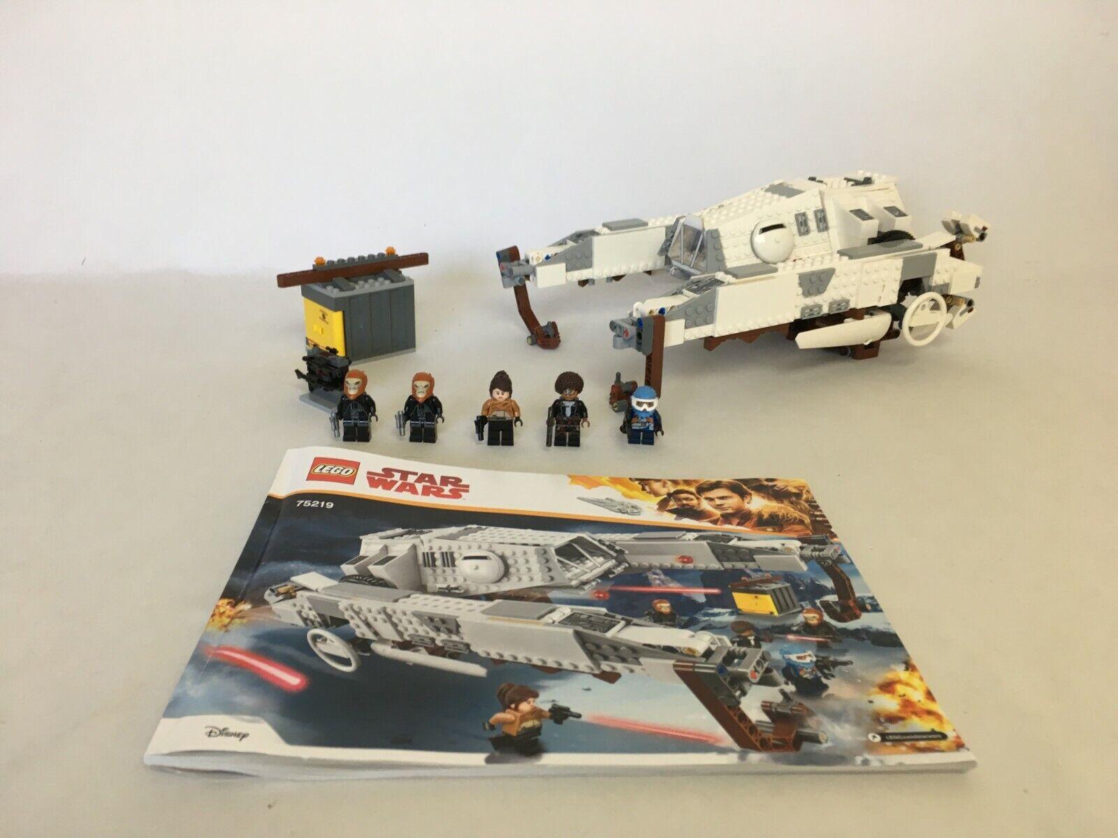 LEGO® Star Wars 75219 AT-Hauler