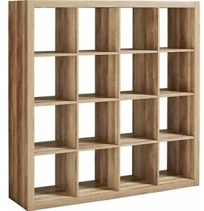 Genial Image Is Loading Record Storage Rack Vinyl Home Rustic 16 Cube