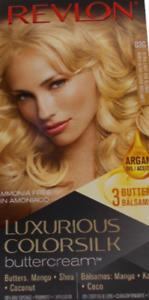 Revlon-Lussuosa-Seta-Crema-di-burro-Tintura-per-capelli-varie-tonalita