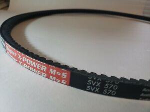 Optibelt-Super-X-POWER-M-S-5VX-570-Antistatic-ISO-1813-Belt-Cogged-V-New