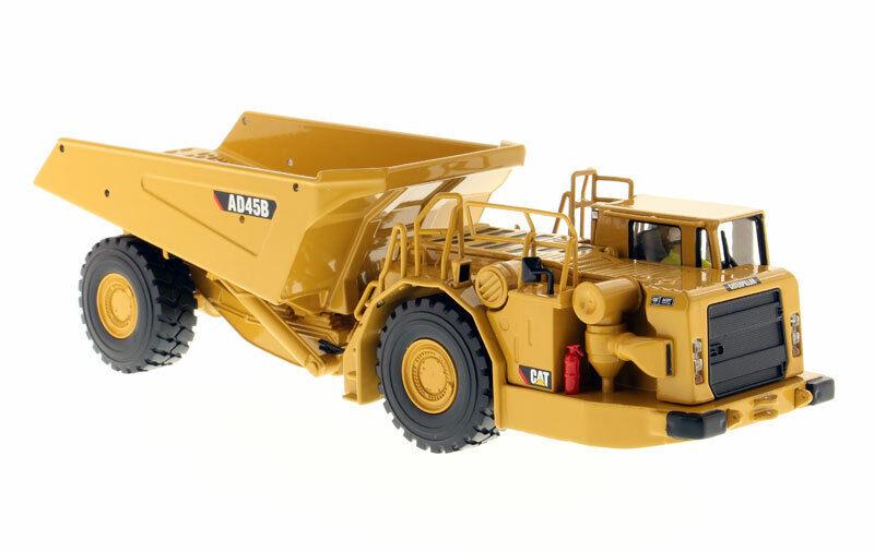 Norscot 1 50 Diecast Cat AD45B bajo tierra camiones articulados 55191 vehículo