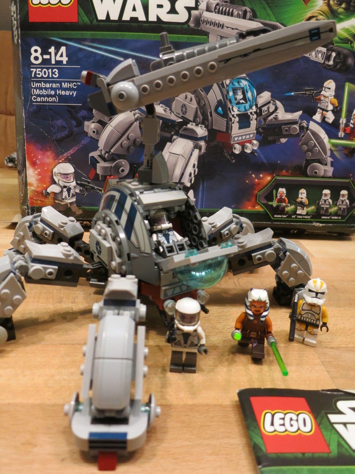 Lego 75013 Star Wars Umbarran mit Anleitung und OVP komplett