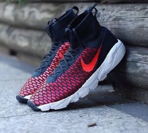 Rouge 200 Flyknit 002 Nike Magista Footscape 816560 5 11 gym Crimson Sz Noir 7Rw8Eqw6