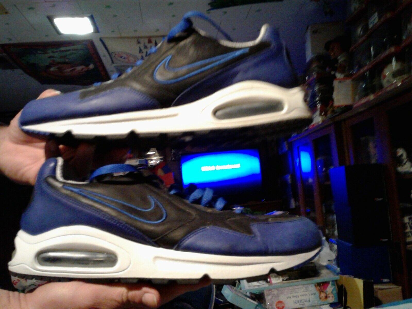 2007 - nike nike nike air max mens nero internazionale / blue 10,5 scarpe nuove di zecca wow guarda | Up-to-date Stile  | Del Nuovo Di Arrivo  | Spaccio  | Uomo/Donne Scarpa  | Uomo/Donna Scarpa  | Uomo/Donna Scarpa  48aefe
