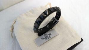 Valentino-Garavani-Rockstud-calfskin-bracelet