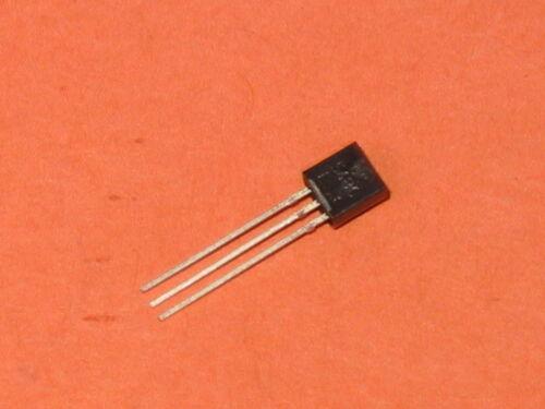 Propósito de Amplificador NPN Transistor BC548C GENERAL PK de 25