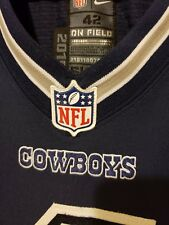 Authentic Nike Dallas Cowboys Player Team Game Issued Jersey Dak Prescott NFL