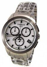Tissot T-Sport T069.417.44.031.00 Herren Chronograph Uhr Titanium  silber  NEU