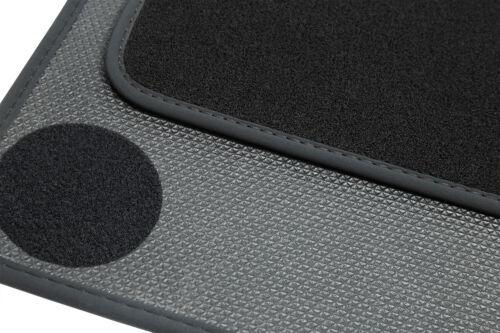 2003-2010 Allwetter Fußmatten für BMW 6er Coupé E63 Bj