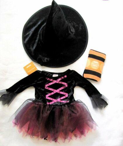 Gymboree Witch Costume Dress Up Witch 6-9-12 Costu