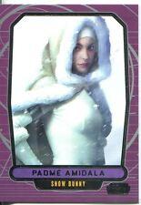 Star Wars Galactic Files 2 Base Card #547 Padme Amidala
