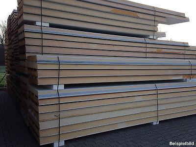 165 Mm Sandwichplatten Isopaneele Trapezblech Plyt Warstwowych - 2. Wahl Seien Sie Freundlich Im Gebrauch