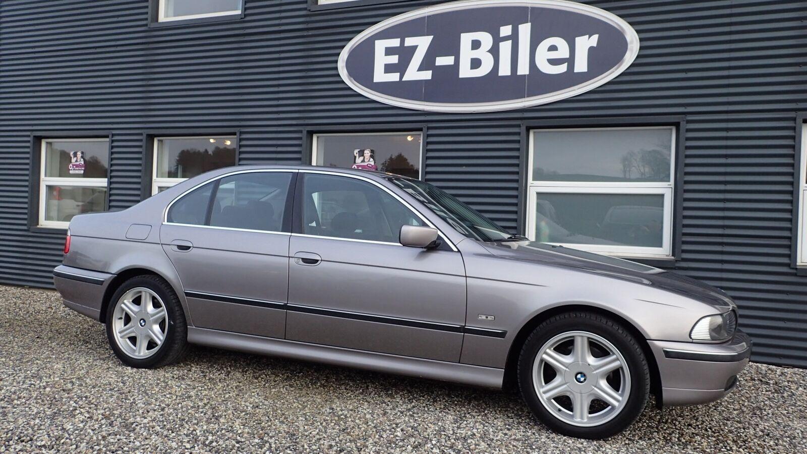 BMW 520i 2,0 aut. 4d - 69.900 kr.