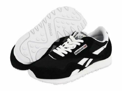 Perfect Reebok Classic Cl Nylon Slim Architect Trainers
