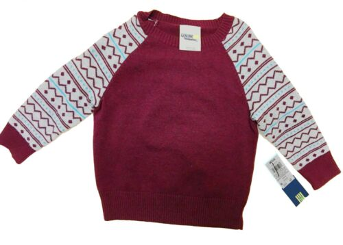 Genuine Kids from OSHKOSH girl/'s warm comfy knitted shirt top