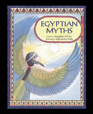 Egyptian Myths (Gift Books)-ExLibrary