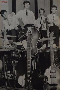 BEATLES-A3-Poster-ca-42-x-28-cm-Clippings-Fan-Sammlung-NEU