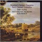Finzi, Stanford: Clarinet Concertos (2001)