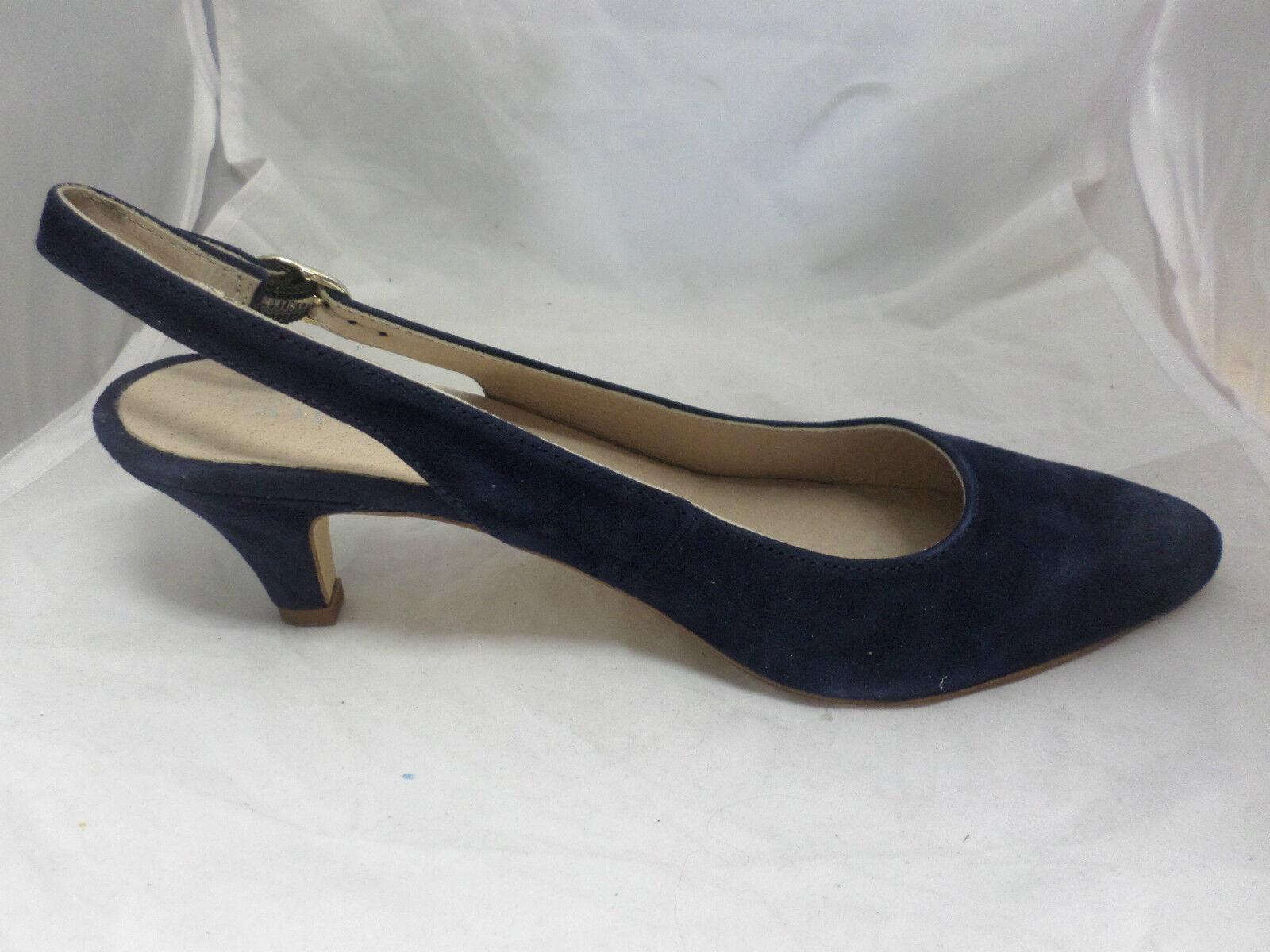 Shoon Ascot 6 Shoes- Dark Blue  UK 6 Ascot EU39 JS11 91 6951f9