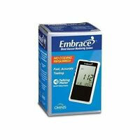 Embrace Blood Glucose Monitoring System Talking Machine No Coding Required