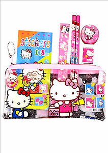 Kit-trousse-HELLO-KITTY-NEUVE