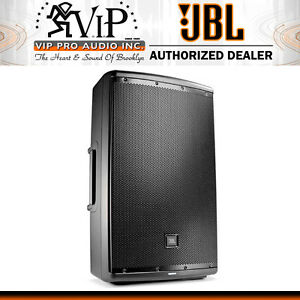 e185edad0d0 JBL Eon615 Active DJ/Club Powered Speaker 1000W Class-D Amplified ...