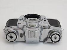 Zeiss Ikon Contarex Bullseye #e92466 Body, SLR Corpo Della Fotocamera sj031
