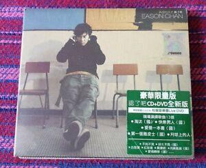 Eason-Chan-2nd-Edition-CD-DVD-Malaysia-Press-Cd