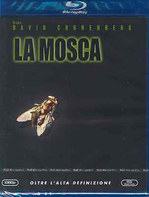 LA MOSCA  BLU- RAY   BLUE-RAY HORROR