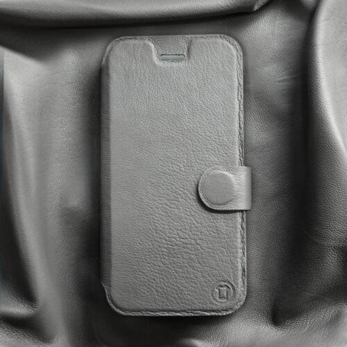 Mobiwear Echt Leder Leather bolso móvil funda protectora funda funda huawei honor 8x