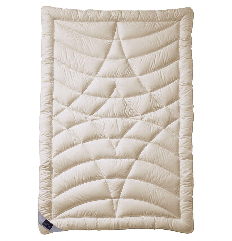 Billerbeck Bettdecke Climatraum Faserdecke für gutes Schlafklima