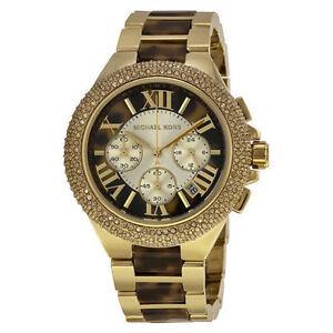 e5e2abd6ef8d Michael Kors Camille Chronograph MK5901 Wrist Watch for Women for ...