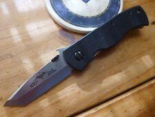 Emerson Knife MINI CQC-7BW-SF Stonewash Plain Edge - Prestige Dealer