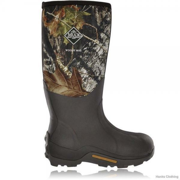 MUCK Woody Max Cold Weather Premium Hunting Boots (NEW) Mens 6-15