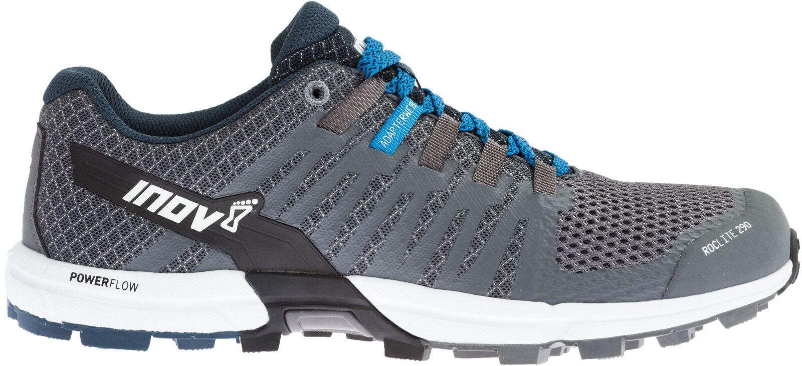 Inov8 Roclite Herren 290  Herren Roclite Trail Running Schuhes - Grau c1cf23