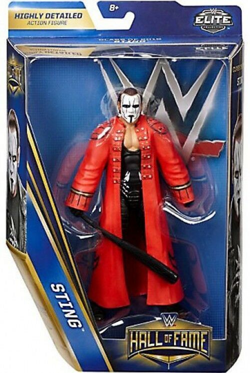 WWE Wrestling Elite Hall of Fame Class of 2016 Sting Exclusive Action Figure