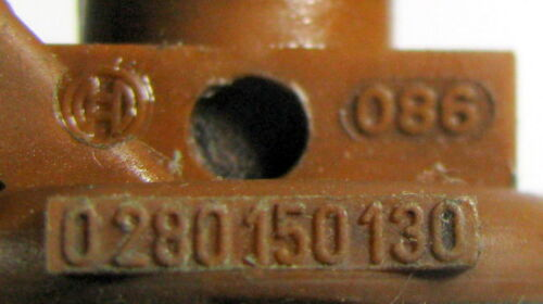 Buse d/'injection Bosch 0280150130 RENAULT ALPINE nettoyé /& examiné