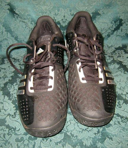 Adidas Classic Barricade Tennis Shoes 779001 BLACK