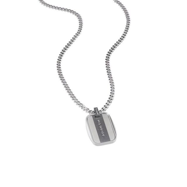 Collana Uomo BREIL ABARTH TJ1887 Acciaio Inossidabile Piastrina
