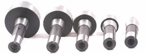 5 PIECE R8 SHELL END MILL HOLDER SET 3900-1710
