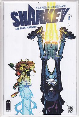 Sharkey the Bounty Hunter #2 Variant Skottie Young