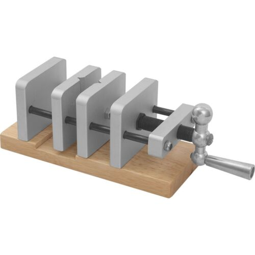 Pen Blank Centering Vise For Drilling Center Holes in Pen Blanks Using a Dril...