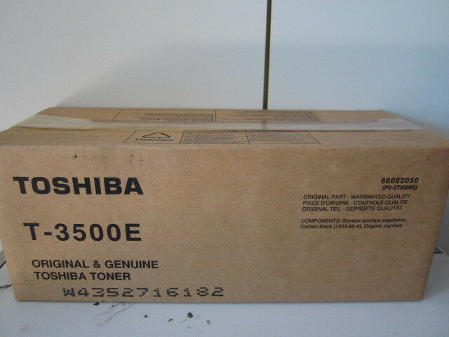 Original Toshiba Toner T-3500E  4er Pack NEU