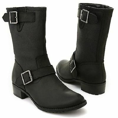 Hushpuppies Lola Mid Boot NIB Black or Brown 100/% WATERPROOF FREE SHIP L@@K!!!