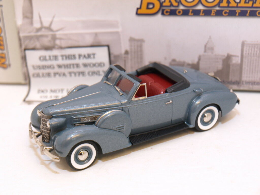 BROOKLIN BRK.178 1937 Oldsmobile L-37 Cabrio Coupe.