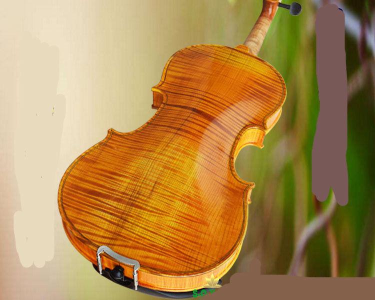 E07 E07 E07 Handmade 1 2 Größe Wooden Violin Beginners Practice Musical Instrument M 07125b
